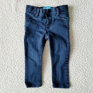 Old Navy skinny jeans sz 18-24mo